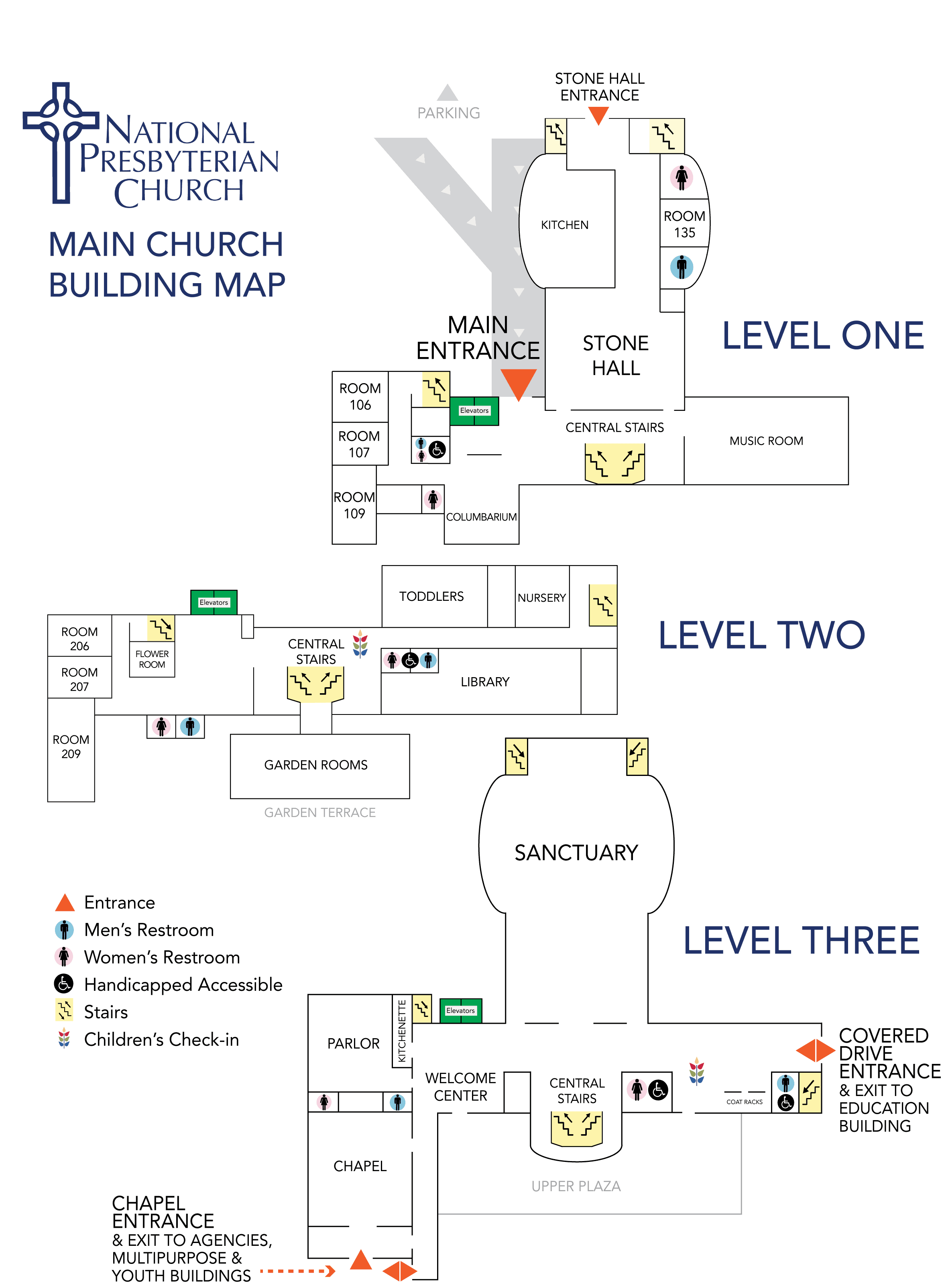 Church Building Map updated 9.22.21